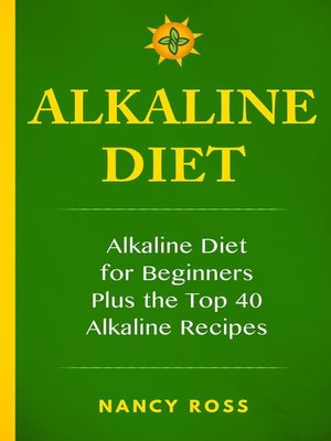 cover image of Alkaline Diet