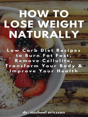 cover image of How to Lose Weight Naturally