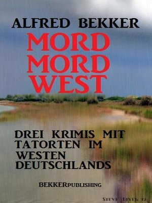 cover image of Mord Mord West