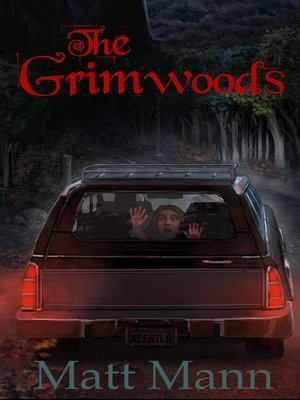 cover image of The Grimwoods
