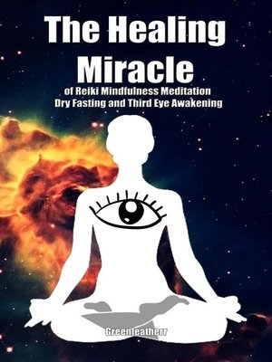 cover image of The Healing Miracle of Reiki, Mindfulness Meditation, Dry Fasting and Third Eye Awakening