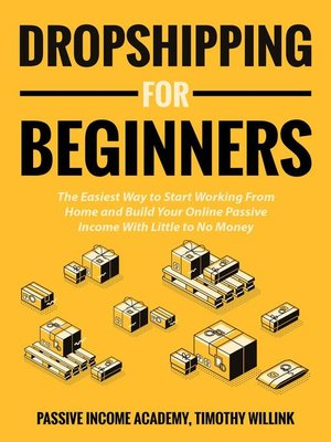 cover image of Dropshipping for Beginners