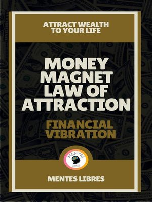 cover image of Money Magnet law of Attraction--Financial Vibration