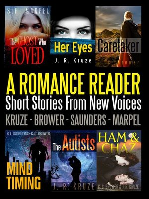 cover image of A Romance Reader