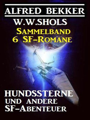 cover image of Sammelband 6 SF-Romane