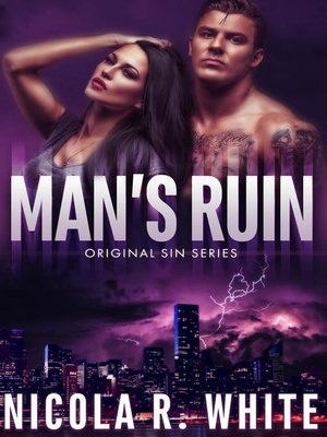 cover image of Man's Ruin