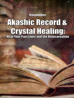 cover image of Akashic Record & Crystal Healing