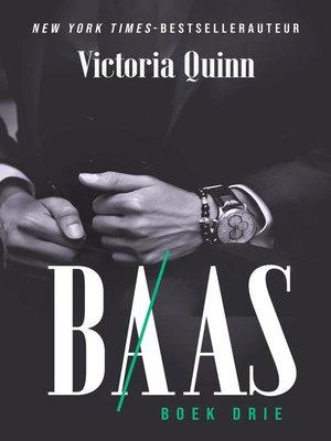 cover image of Baas Boek drie