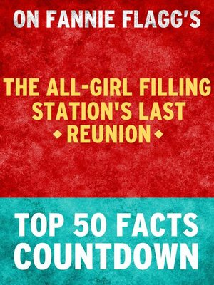 cover image of The All-Girl Filling Station's Last Reunion