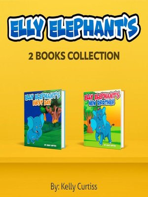cover image of Elly Elephant's Two Books Collection