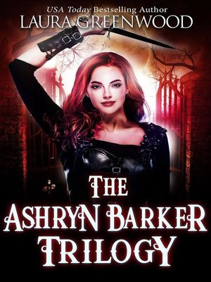 cover image of The Ashryn Barker Trilogy