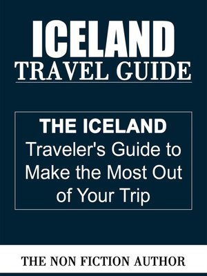 cover image of Iceland Travel Guide