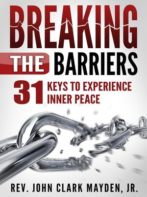 cover image of Breaking the Barriers
