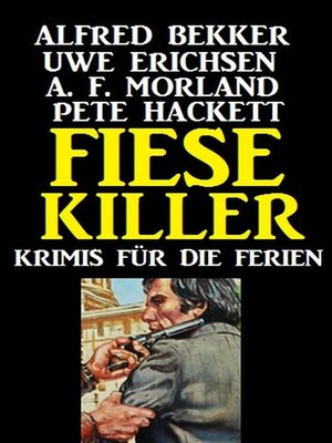 cover image of Fiese Killer