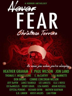 cover image of Never Fear--Christmas Terrors