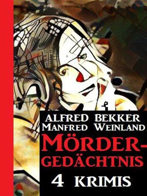 cover image of Mördergedächtnis