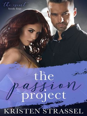 cover image of The Passion Project