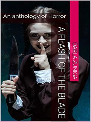 cover image of A Flash of the Blade