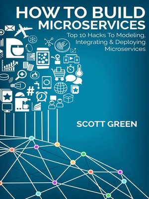 cover image of How to Build Microservices