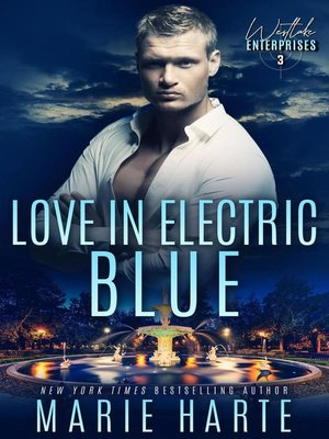 cover image of Love in Electric Blue