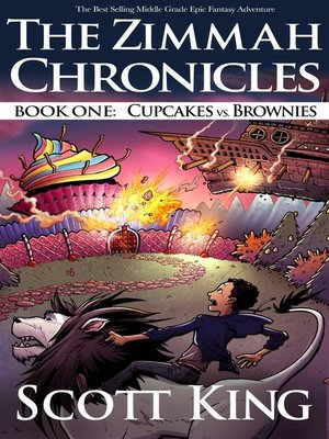 cover image of Cupcakes vs. Brownies