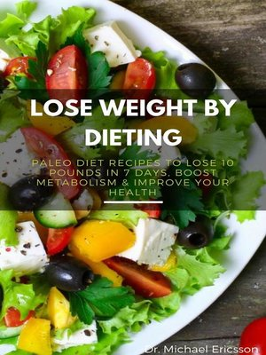 cover image of Lose Weight by Dieting