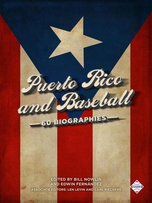 cover image of Puerto Rico and Baseball