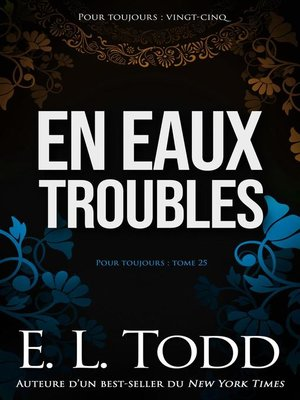 cover image of En eaux troubles