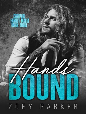 cover image of Hands Bound (Book 3)