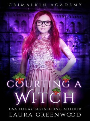 cover image of Courting a Witch