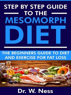 cover image of Step by Step Guide to the Mesomorph Diet