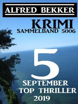 cover image of Krimi Sammelband 5006