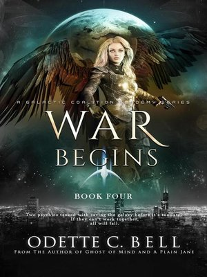 cover image of War Begins Book Four