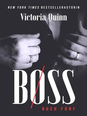 cover image of Boss Buch Fünf