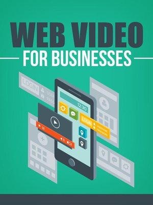 cover image of Web Video Business