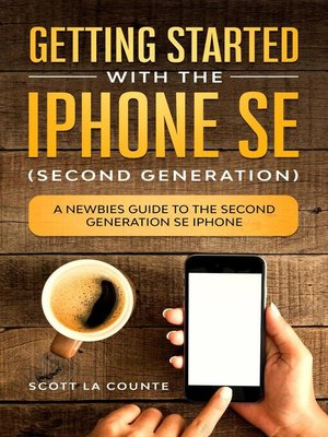 cover image of Getting Started With the iPhone SE (Second Generation)