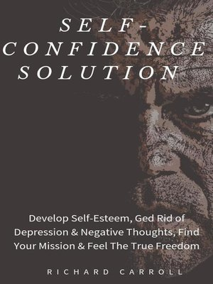 cover image of Self-Confidence Solution