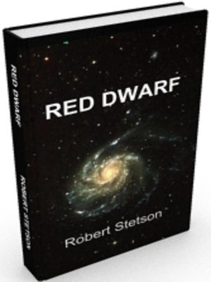 cover image of RED DWARF