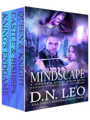 cover image of Mindscape--Complete Series