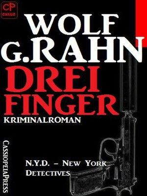 cover image of Drei Finger