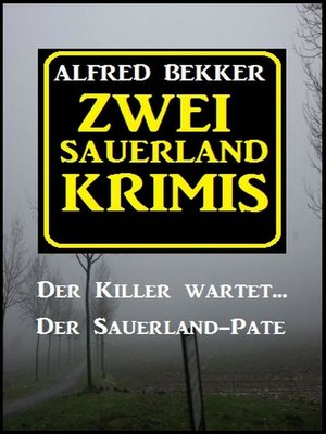 cover image of Zwei Sauerland-Krimis