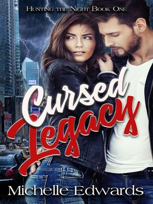 cover image of Cursed Legacy