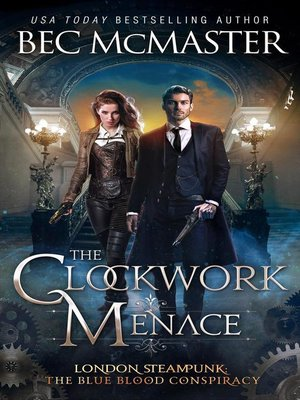 cover image of The Clockwork Menace