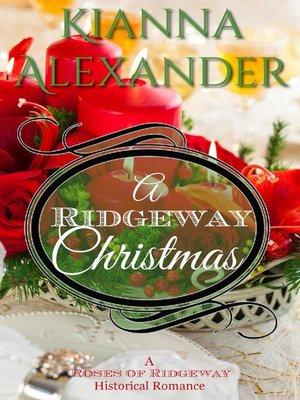 cover image of A Ridgeway Christmas