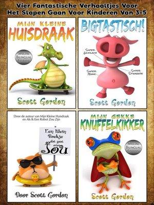 cover image of Vier Fantastische Verhaaltjes Voor Het Slapen Gaan Voor Kinderen Van 3-5