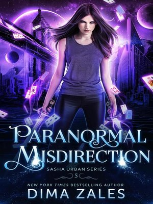 cover image of Paranormal Misdirection