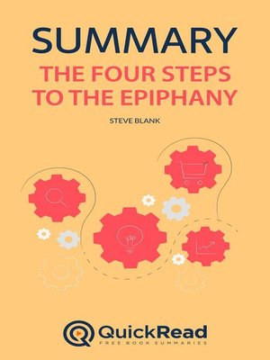 """cover image of Summary of """"The Four Steps to the Epiphany"""" by Steve Blank"""