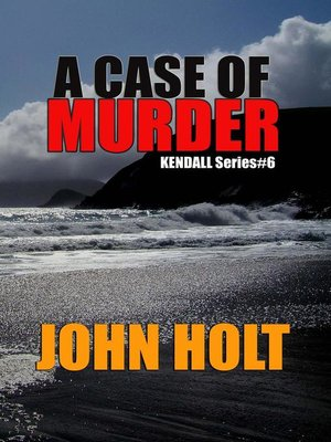 cover image of A Case of Murder