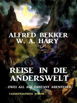 cover image of Reise in die Anderswelt