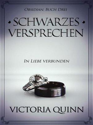 cover image of Schwarzes Versprechen